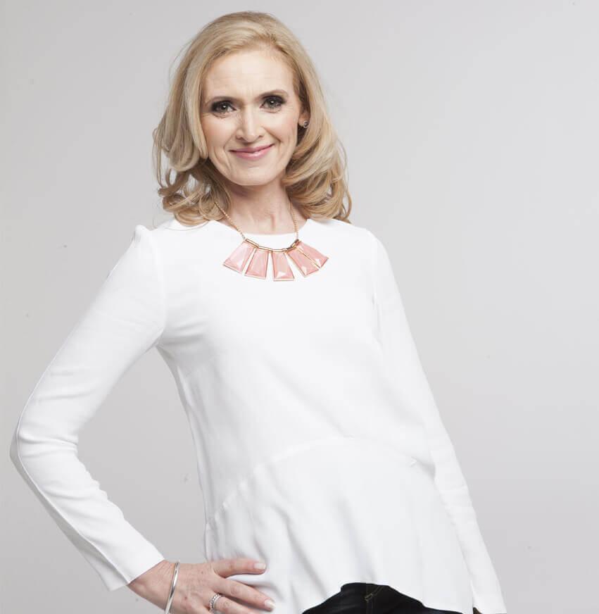 Karen Burke, Principal and Mum-of-two