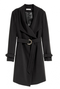 Inverted Triangle Body Shape Winter Coat