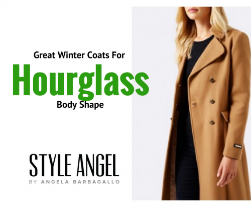 Hourglass Body Shape Winter Coats