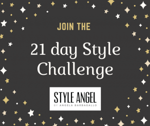 21 Day Style Challenge